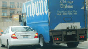 100 Truck Accident Chicago CHICAGO TRIBUNE TRUCK GOT IN ACCIDENT PART 1 YouTube