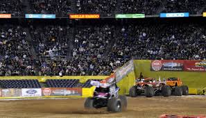 Just A Car Guy: Monster Truck Jam San Diego 2010, Freestyle