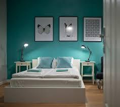 chambre deco bleu modele de peinture pour chambre idées de décoration capreol us