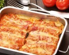 cuisine de a az les 25 meilleures idées de la catégorie recette cannelloni sur