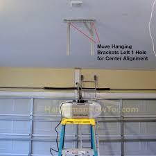 Garage Door Bottom Seal For Uneven Floor by Garage Door Opener Hanging Bracket Http Voteno123 Com
