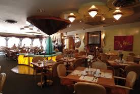 Skylon Tower Revolving Dining Room by Restaurants Quality Hotel Fallsview Cascade