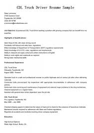 Cdl Truck Driver Resume Oyle Kalakaari With Regard To Free Templates For Drivers New