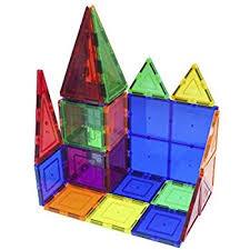 magna tiles 100 target picassotiles 100 set 100pcs magnet building