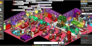 Habbo Hotel Fan Websites And Blogs
