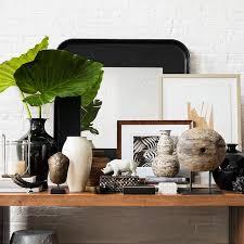 Marble Dripped Ceramic Vase Natural