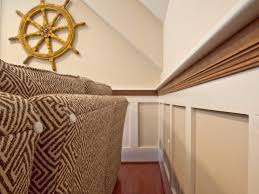 Two Tone Walls No Chair Rail by How To Install Shaker Style Wainscot How Tos Diy