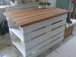 ilot cuisine palette meuble cuisine ilot central best of ilot central de cuisine bar en