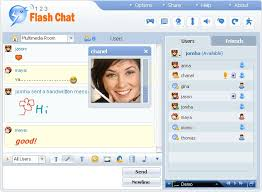 free live chat room avenue
