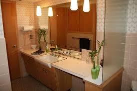 mid century bathroom lighting mid century modern bathroom