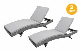 Marina Set Of 2 All-Weather Modern Outdoor Patio Chaise ... Chaise Lounge Chair Outdoor Wicker Rattan Couch Patio Fniture Wpillow Pool Ebay Yardeen 2 Pack Poolside Hubsch Contemporary Chairs Designer Lounges Wickercom Costway Brown Rakutencom Australia Elgant Hot Item With Ottoman Black Grey Modern Curved With Curve Arms Buy Chairrattan Chairoutdoor Awesome
