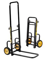 Rock N Roller RMH1 Pro Mini Hand Truck Dolly Cart | PSSL