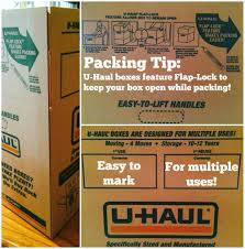 100 Moving Truck Rental Denver The Flap Lock Feature On UHaul Movingboxes Keeps Them Open While