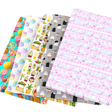 David Accessories 100Cotton Cake Fabric Patchwork DIY Sewing Doll