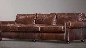Restoration Hardware Lancaster Sofa Leather by Astonishing Restoration Hardware Sofa Reviews Living Room The