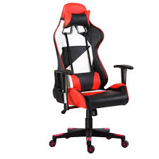 ViscoLogic LIBERTY Gaming Chair Racing Entertainment Video Game Chair  Ergonomic Backrest And Seat Height Adjustment Computer Chair With Pillows  ... Dxracer Rw106 Racing Series Gaming Chair White Ohrw106nwca Ofm Essentials Style Faux Leather Highback New Padding Ueblack Item 725999 Ascari Ai01 Black Office Official Website Pc Game Big And Tall Synthetic Gaming Chair Computer Best Budget Chairs Rlgear Shield Chairs Top Quality For U Dxracereu Details About Video High Back Ergonomic Recliner Desk Seat Footrest Openwheeler Simulator Driving Simulator Costway Wlumbar Support