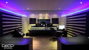 Music Recording Studio HD Wallpaper