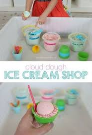 The Fact That Its Fall Doesnt Rule Out Ice Cream Shop Pretend Play Does It Because Today When Miss G Realized Had Been A Looong Time Since We
