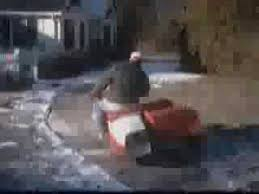 Allstate Cushman Scooter Sidecar
