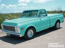 1970 Chevrolet C10 Hot Rod Network Pertaining To Classic Truck ...
