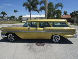 100 1958 Chevy Truck For Sale Nomad With Orignail 348 W Tri Power Carbs Used