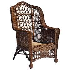 Antique Heywood-Wakefield Wicker Armchair - The Wicker Shop Woodys Antiques Specializing In Original Heywood Wakefield Details About Heywood Wakefield Solid Maple Colonial Style Ding Side Chair 42111 W Cinn Antique Rattan Wicker Barbados Mahogany Rocking With And 50 Similar What Is Resin Allweather Fniture Childrens Rocker By 34 Vintage Chairs By Paine Rare Heywoodwakefield At 1stdibs Set Of Brace Back School American Craftsman Childs Slat Bamboo Pretzel Arm Califasia
