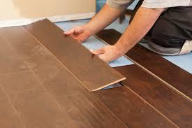 Installing An Engineered Wood Floor
