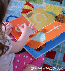 Montessori Letter Work Book