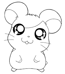 Fancy Coloring Pages Of Hamsters 74 With Additional Seasonal Colouring