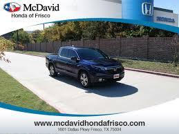 Used 2017 Honda Ridgeline For Sale | Frisco TX