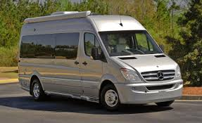 Airstream Sprinter By Mercedes Benz Maybe Mediacaranddriver