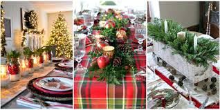 Holiday Table Centerpiece Get Inspired To Make Your Sparkle With These Ideas For Special