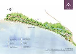 100 Six Sense Condao S Con Dao Resort Map RESORT PLAN Con Dao
