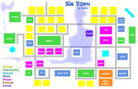 Sims Freeplay Halloween 2014 by Map Of Town Page 5 Unofficial Sims Freeplay Forum