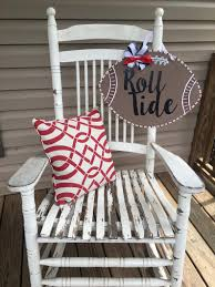 Alabama Roll Tide Door Hanger | Etsy Indoor Wooden Rocking Chairs Cracker Barrel 2012 Home Category Overall Winner Garden Gun Vintage Teddy Bear Chair Child Size Syd Leach Inc Alabama Patio At Lowescom Folding Appraisal American Oak Ca 1890 Season 21 Episode Hampton Bay White Wood Outdoor Chair1200w The Depot Lounge Chair Gorgeous Capitol Victorian Rocking 55 Springville This Is A Alabama Armchair Ibfor Your Design Shop Intertional Concepts Porch Rocker Solid Unfinished Adirondack Green Acres Living