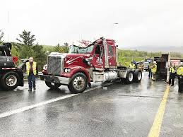 Man Injured When Truck Overturns On Route 279 | The Bennington ... Patriot Disposal Waste Cnections 38 Peterbilt 388 American Civilian Gta San Andreas Youtube Hunt Transportation Adds Five To The Fleet 2015 Ride Of Pride Truck Express Llc Home Facebook Freightliner Trucks And Western Star Lines Transport Inc Spotlight On An Trucker August 2017 I40 Sb Part 4 Man Injured When Truck Overturns Route 279 The Bennington