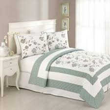 Laura Ashley Sheffield Quilt  Cotton Bed Bath & Beyond