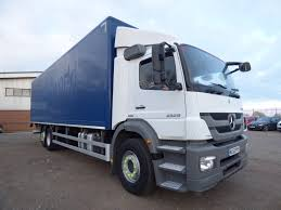 Buy Used Trucks - Trucks For Sale UK - View Used Trucks By Compare ...