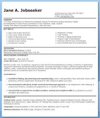 Manual Testing Resume Sample Fresh For 3 Years Experience Software