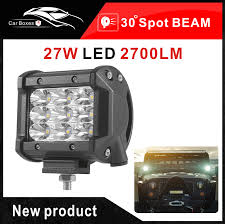 4inch 27W LED Work Light For Truck Motorcycle ATV Driving – Car-boxes Truck Lite Led Spot Light With Ingrated Mount 81711 Trucklite Work Light Bar 4x4 Offroad Atv Truck Quad Flood Lamp 8 36w 12x Work Lights Bar Flood Offroad Vehicle Car Lamp 24w Automotive Led Lens Fog For How To Install Your Own Driving Offroad 9 Inch 185w 6000k Hid 72w Nilight 2pcs 65 36w Off Road 5 72w Roof Rigid Industries D2 Pro Flush Mount 1513 180w 13500lm 60 Led Work Light Bar Off Road Jeep Suv Ute Mine 10w Roundsquare Spotflood Beam For Motorcycle