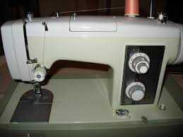 green sears kenmore 158 17511 model 1751 sewing machine a