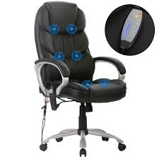 Details About New Executive Office Massage Chair Vibrating Ergonomic  Computer Desk Chair 272 Luxury Pu Leather Executive Swivel Computer Chair Office Desk With Latch Recline Mechanism Brown Eliza Tinsley Black Belleze Highback Ergonomic Padded Arms Mocha Barton Economy Hydraulic Lift Senarai Harga Style Lifted Household Multi Heavy Duty Task Big And Tall Details About Rolling High Back Essentials Officecomputer Belleze Tilt Lumber Support Faux For Look Costway