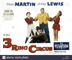 Living Up Jerry Lewis 1954 Stock Photos U0026 Living Up Jerry Lewis by Three Ring Circus Joanne Dru Jerry Lewis Dean Martin Zsa Zsa
