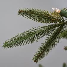 Fraser Fir Artificial Christmas Tree Sale by 4 5 U0027 Nursery Cut Fraser Fir Artificial Christmas Tree Clear