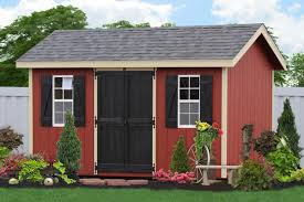 Amish Made Storage Sheds by Amish Built Storage Sheds Built To Last Photos