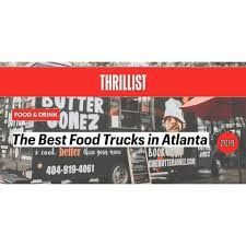 100 Food Trucks Atlanta Che Butter Jonez Truck Truck Georgia