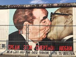 Most Famous Mural Artists by Gaga For Graffiti Political Statements In Berlin Atlas Adrift