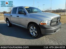 100 Pruitt Truck Sales Dodge Ram 1500 For Sale In Fort Smith AR 72903 Autotrader
