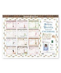 Decorative Desk Blotter Calendars by Tf Publishing Susan Branch 12 Month 2016 Desk Blotter Calendar