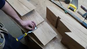 Different Types Of Wood Joints And Their Uses by Timber Framing Scarf Joint Youtube